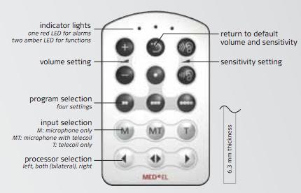 Fine Tune Remote Control