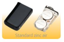 standard zinc air